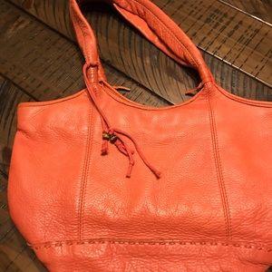 The Sak hobo leather purse